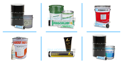 lubricants: grease and oil