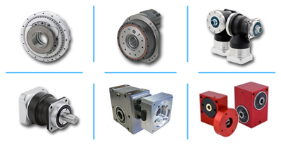 gear reducers and cycloidals and drives