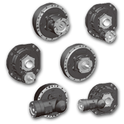 Nabtesco RD2 Series Cycloidal Gear Reducers